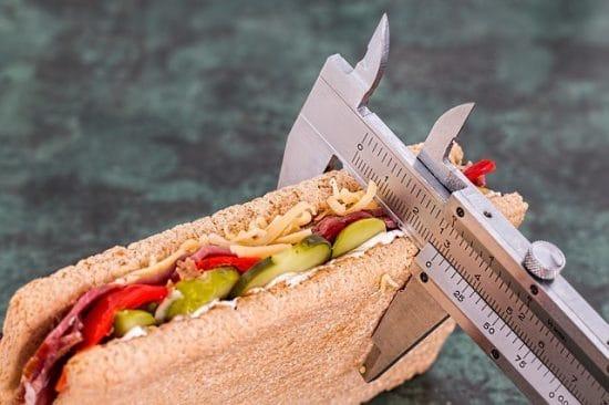 limiter sa consommation de calories