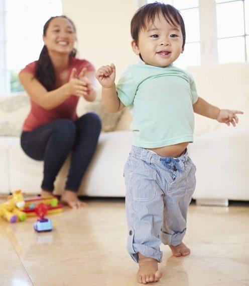evolution vue bebe 12 mois