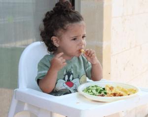 Votre enfant a des papilles gustatives super sensibles
