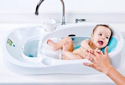 liste accessoires bebe baignoire