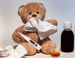 Votre enfant est malade
