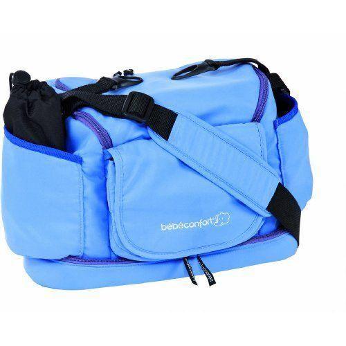 Sac à langer bébé confort essential bleu