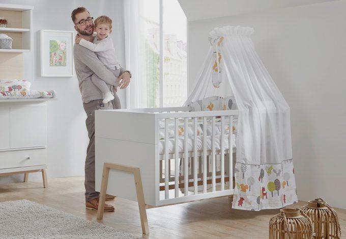 confort du lit pour bébé